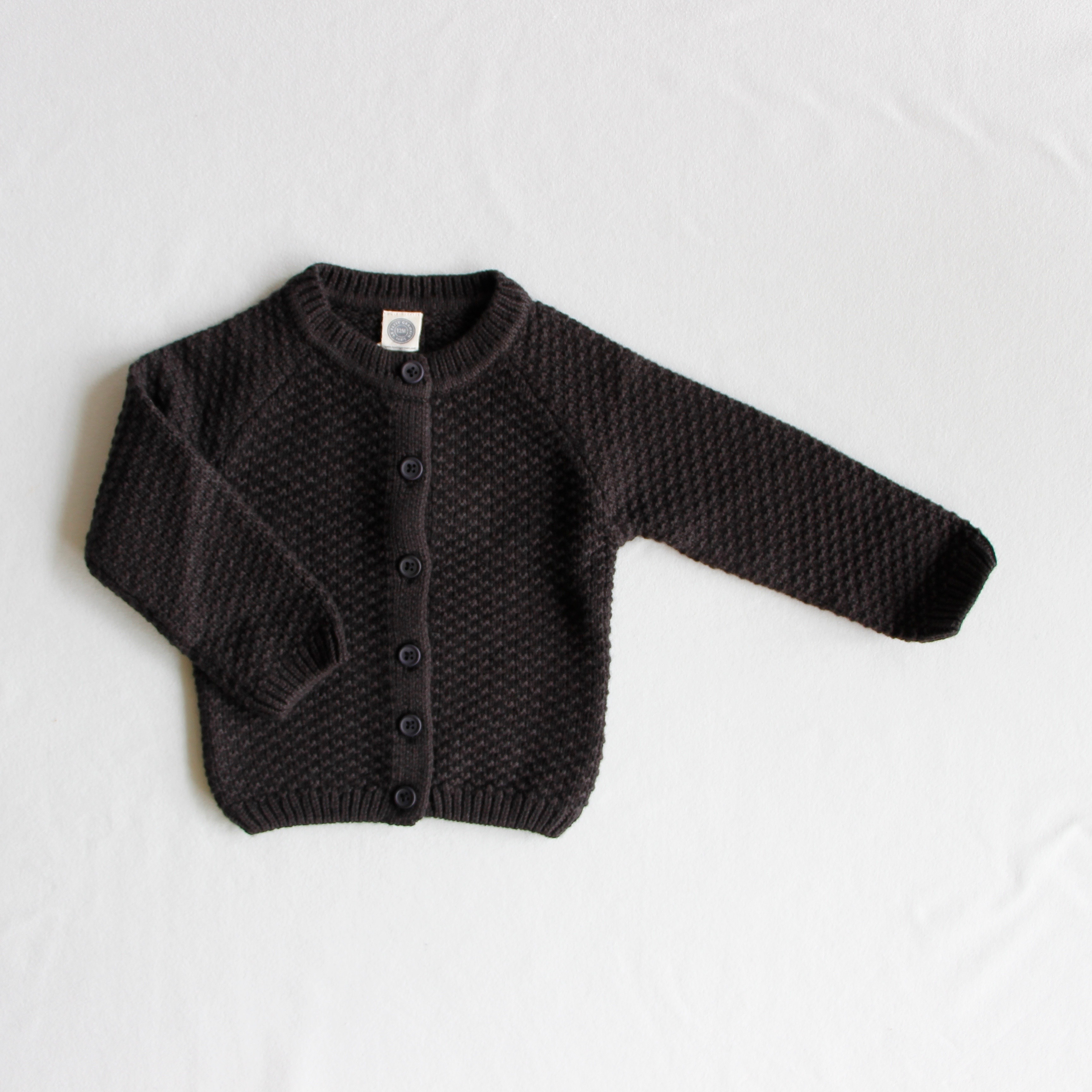 《LE PETIT GERMAIN 2019AW》Armel cardigan / black