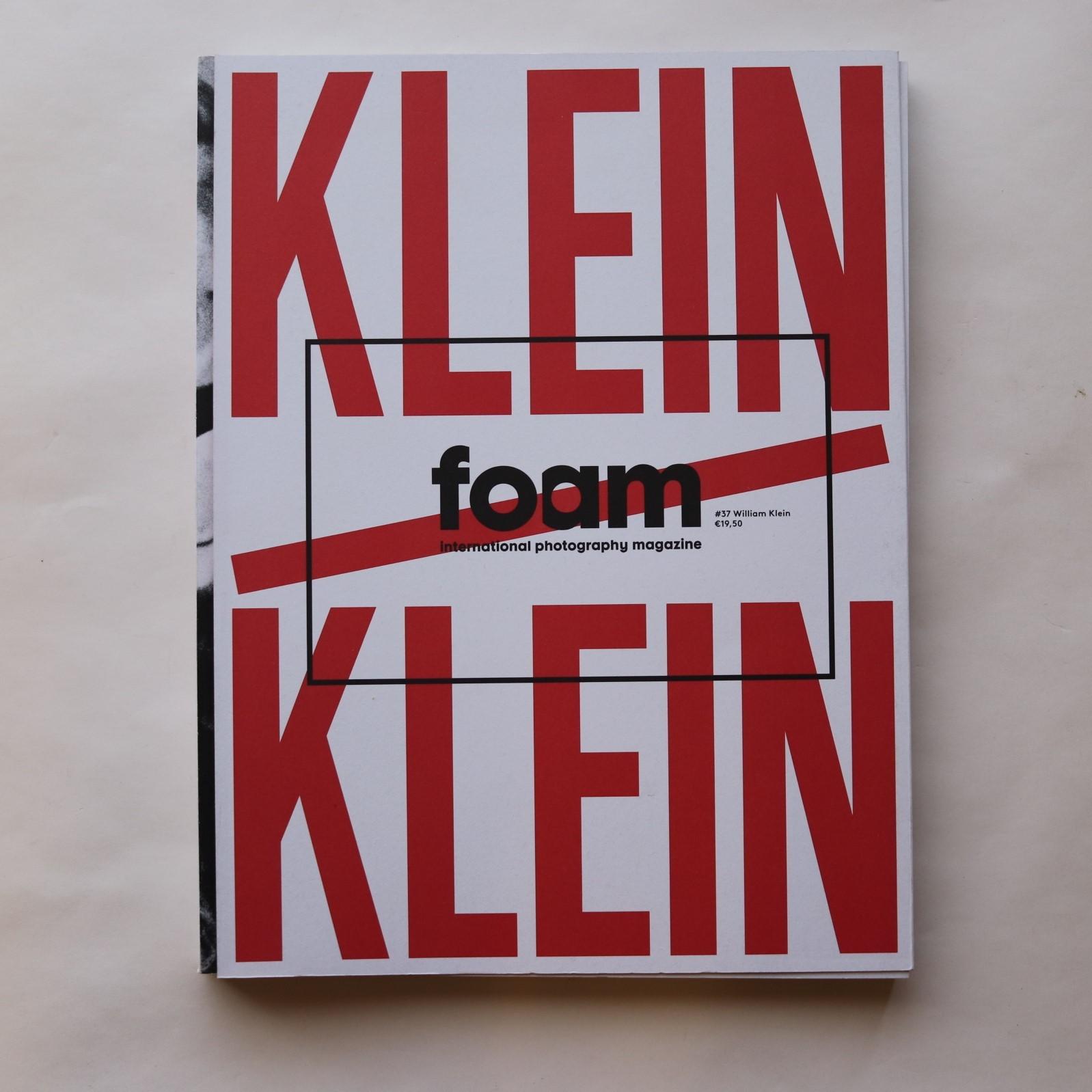 Foam #37 William Klein  /  ウイリアム・クライン William Klein