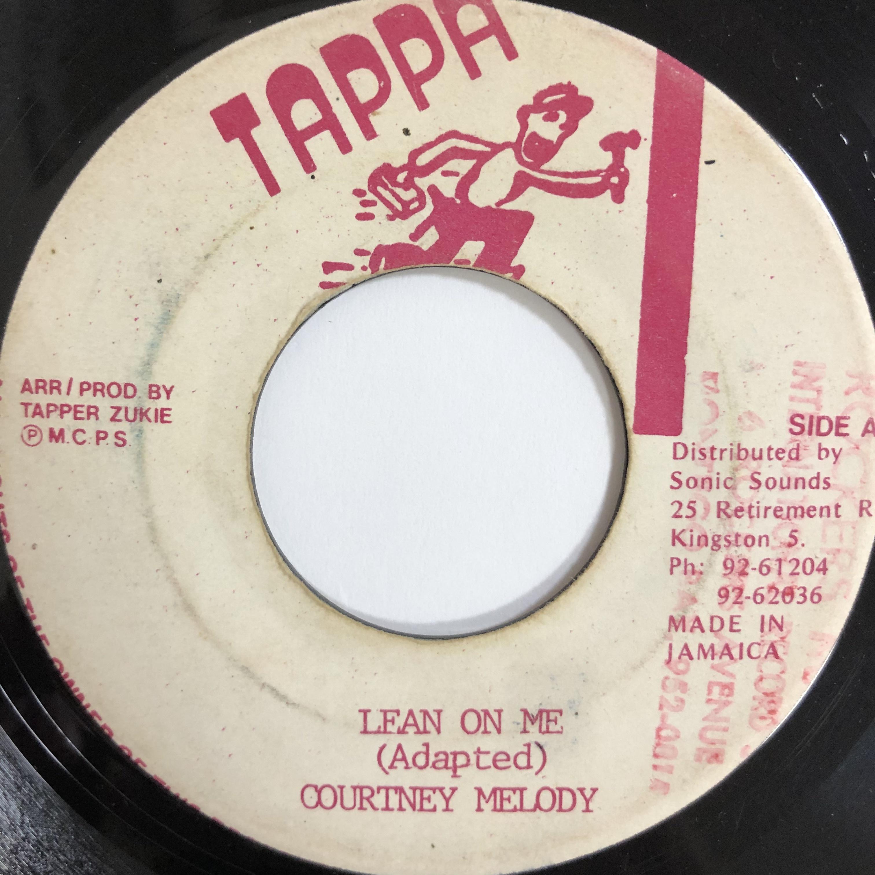 Courtney Melody(コートニーメロディ) - Lean On Me【7-20202】