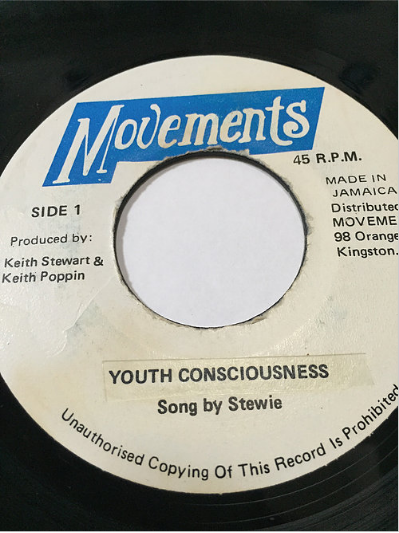 Stewie (スティーウィ) - Youth Consciousness【7'】