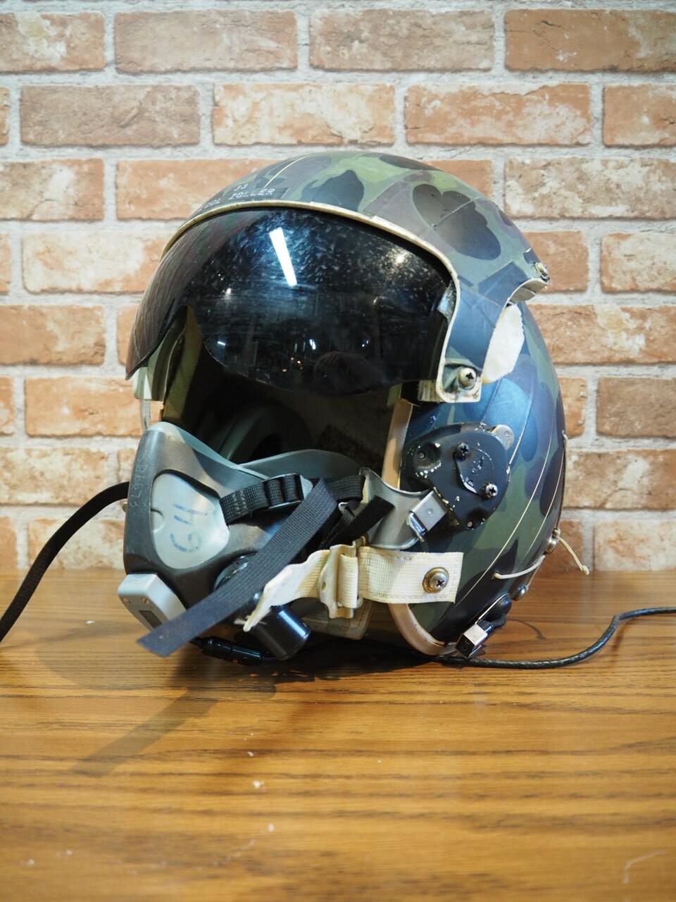 品番0091 パイロットヘルメット / Helmet 011