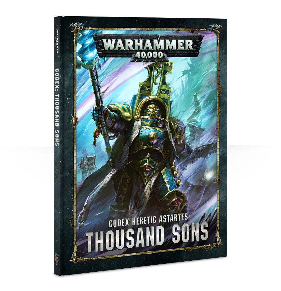 【20%OFF!】 Thousand Sons(英語版・8版)