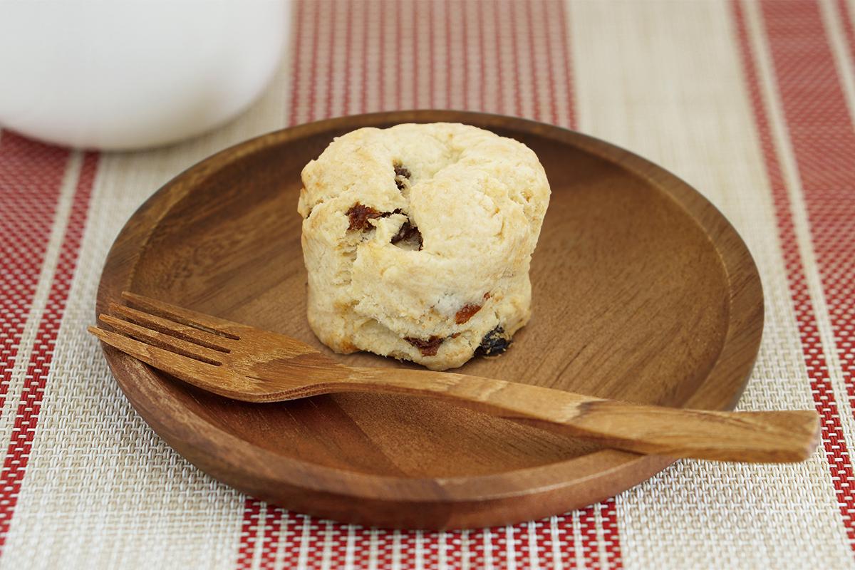 豆乳スコーン(ラムレーズン)