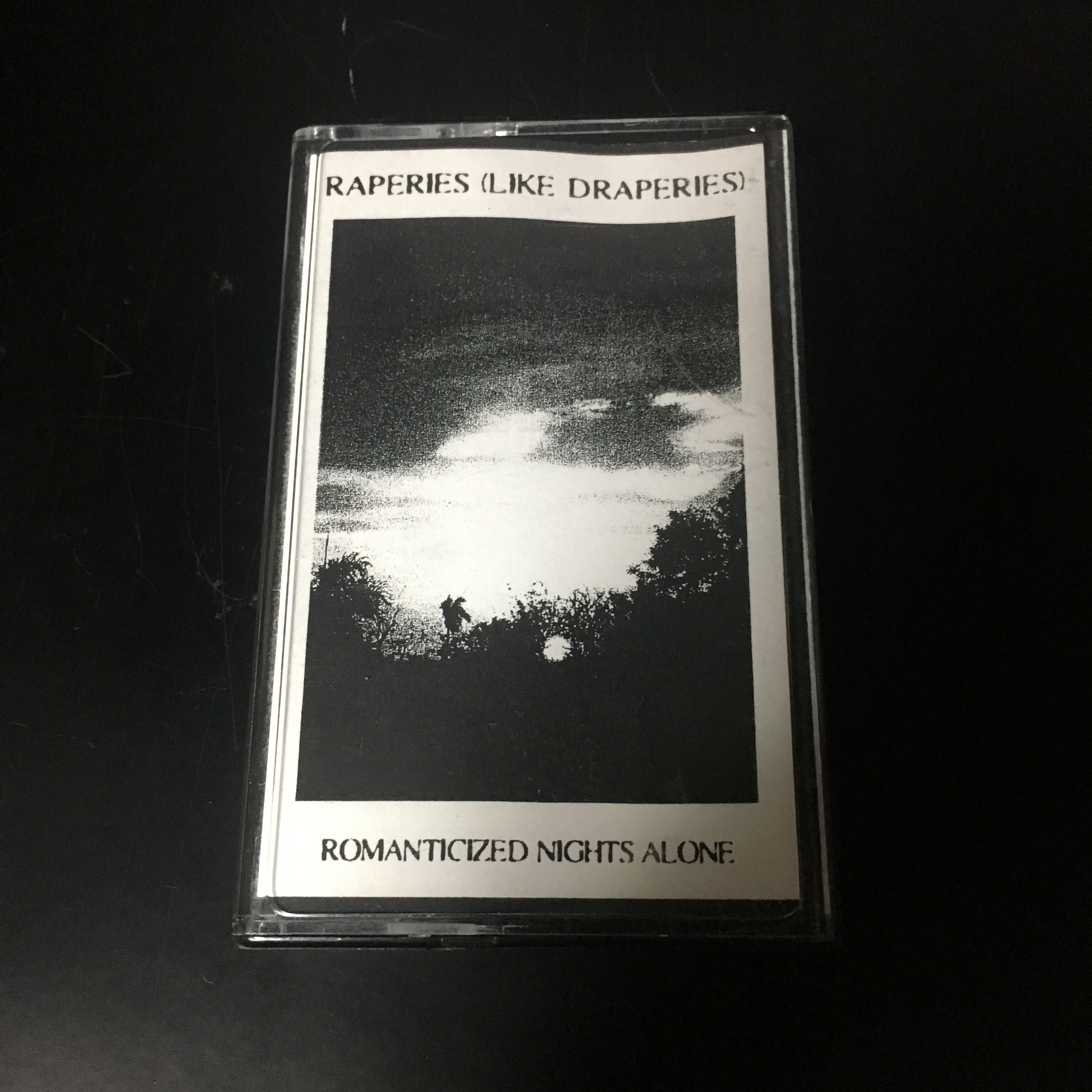 Raperies (Like Draperies) – Romanticized Nights Alone