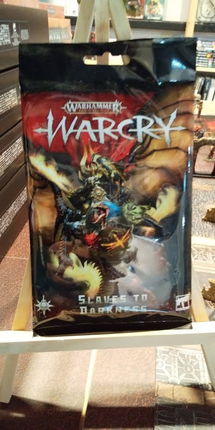 Warcry:Slaves To Darkness Cards