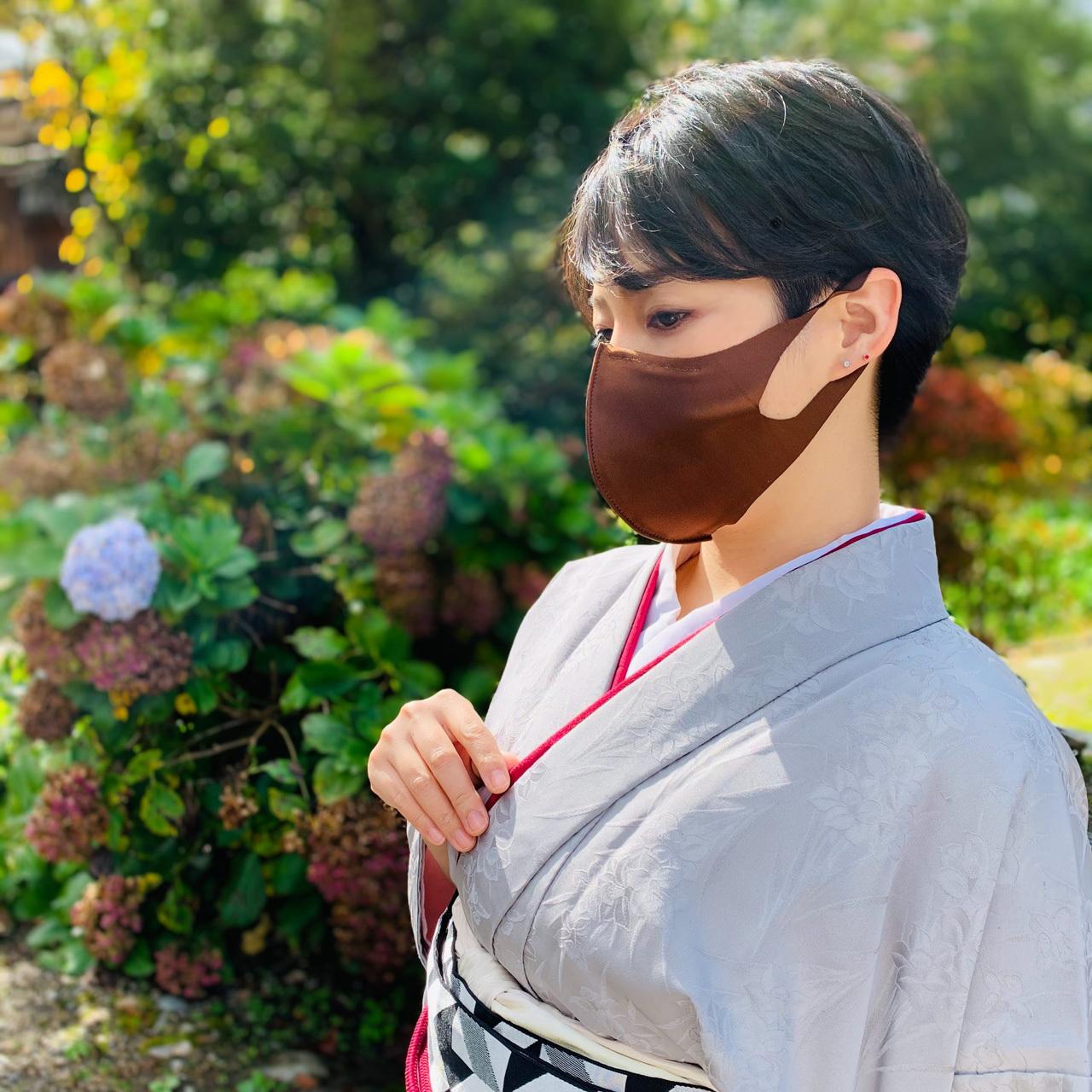 潤うマスク