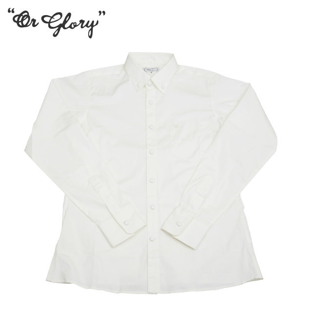 Short Point B.D Shirts 【OR GLORY】