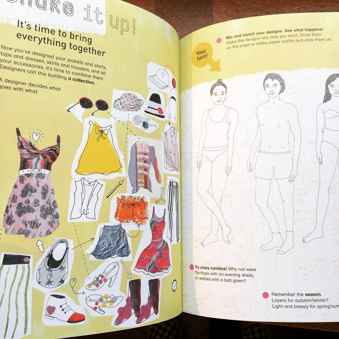 ファッションの本「My Fashion Lookbook/Jacky Bahbout」 - 画像3