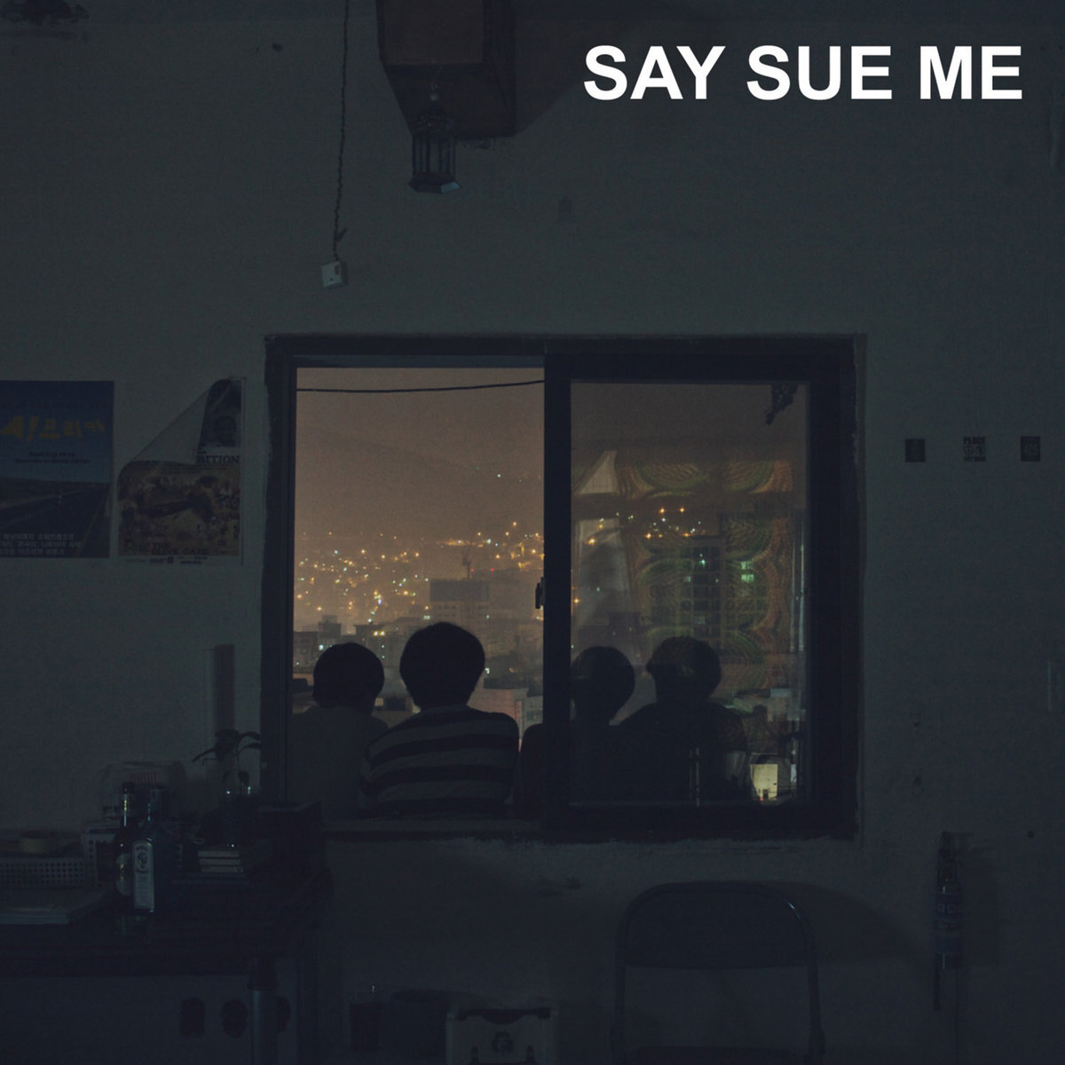 Say Sue Me / Say Sue Me(1000 Ltd CD)