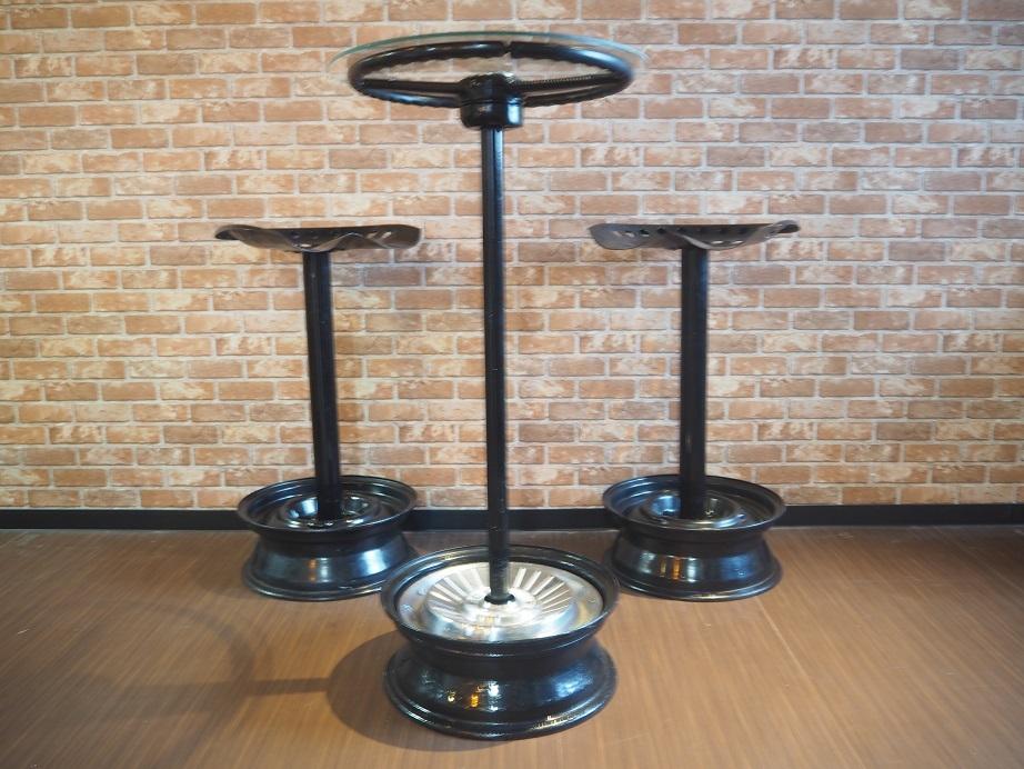 品番0197 FORD カウンターテーブル&チェア / FORD Counter Table & Chair 011