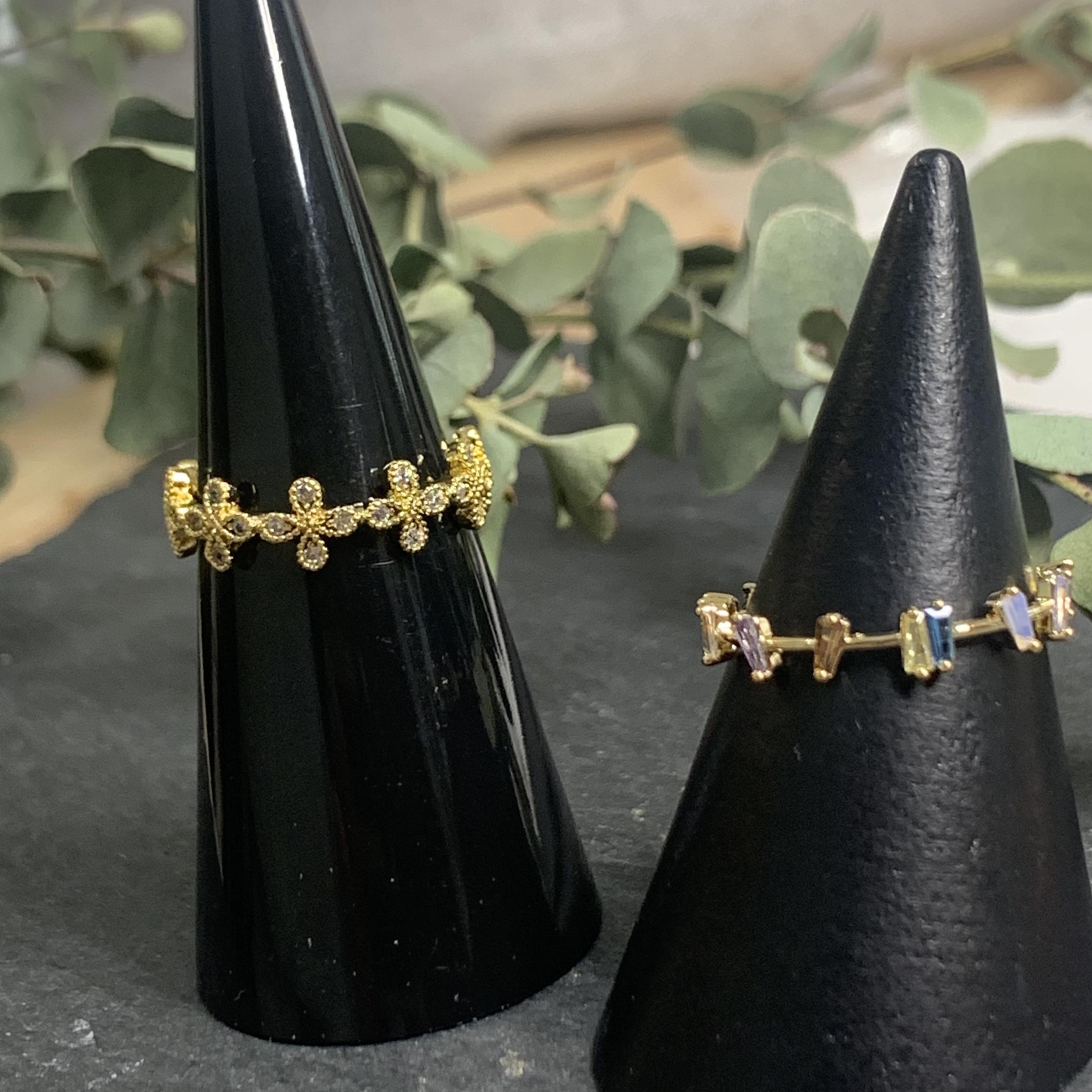 bijou  ring (2タイプ)