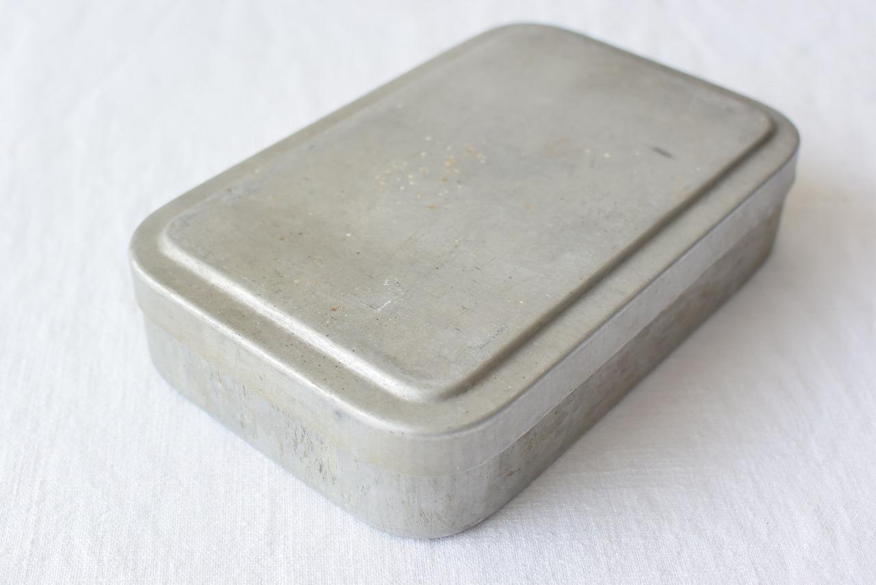 アルミの弁当箱
