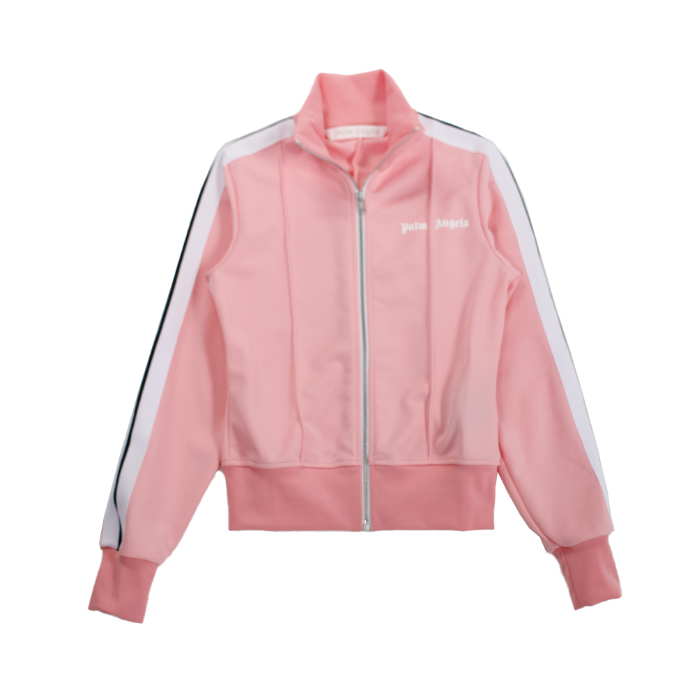 PALM ANGELS Womens Jersey Track Jacket
