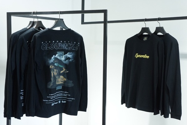 EYESORATION LONG SLEEVE TEE 004