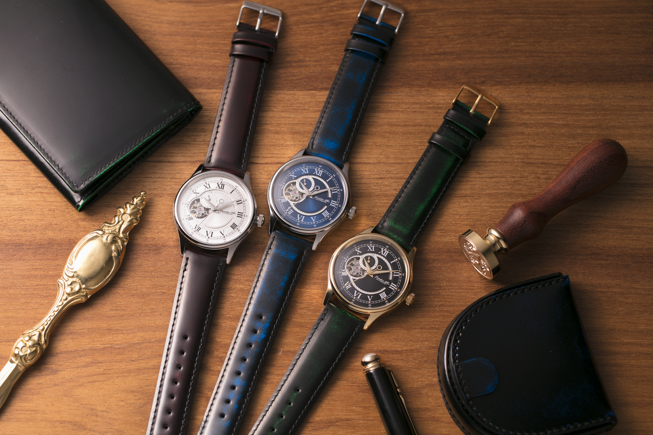 腕時計GRANDEUR PLUS+ GRP013