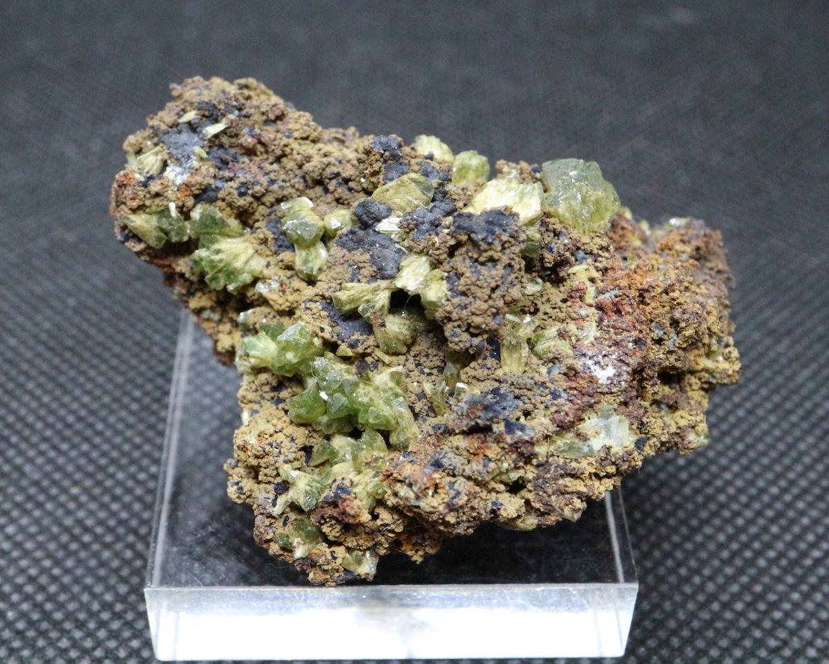 アダマイト アダム石 Adamite メキシコ産 43,7g SCO003 原石 天然石 鉱物 パワーストーン