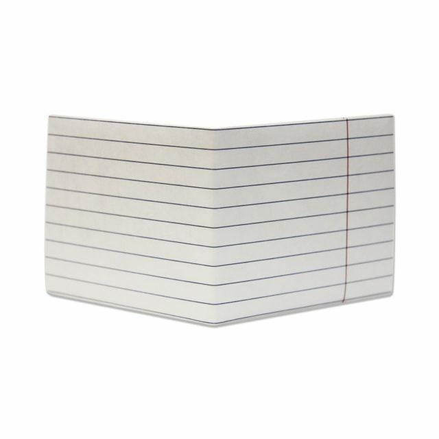 LIXTICK PAPER WALLET – illegalpad / LIXTICK