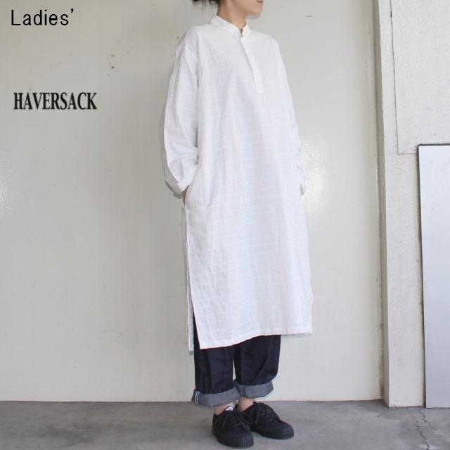 HAVERSACK ドビークロスワンピース Dobby Cloth Onepiece 821820