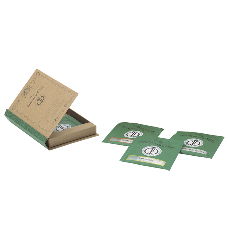 ブックケースタイプ Vert Sencha de Chine(中国煎茶)3P