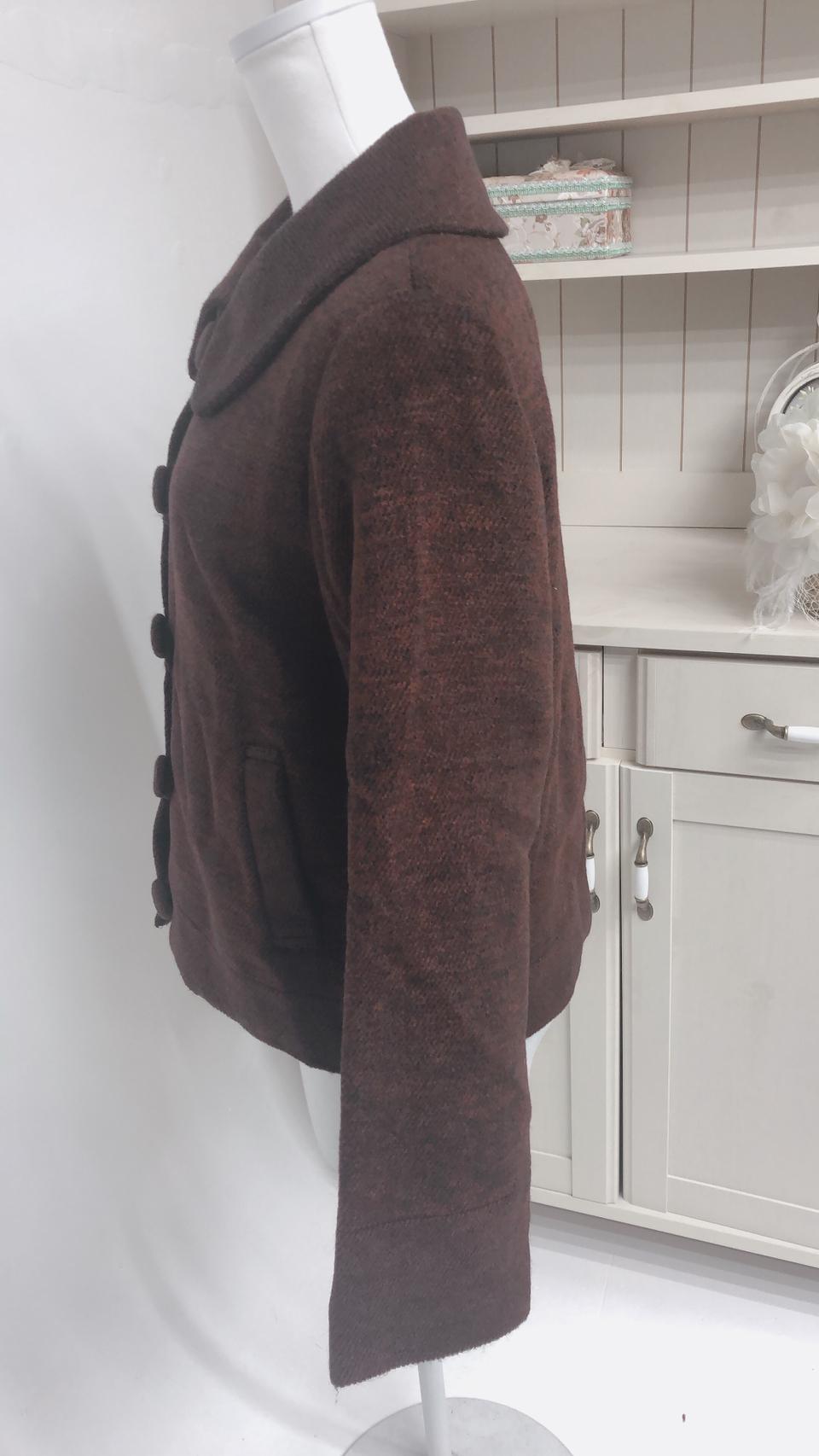 [アウトレット]ショート丈コート