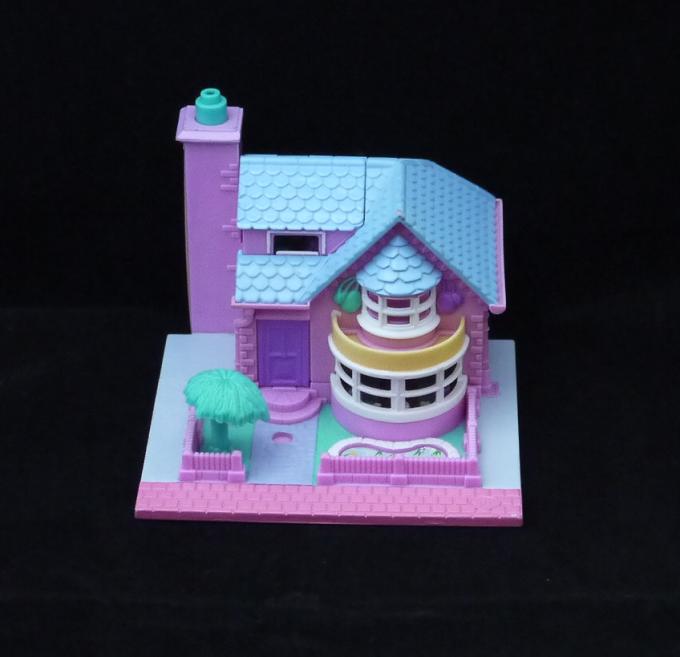 ライトアップ ベイウインドウハウス 1993年 完品