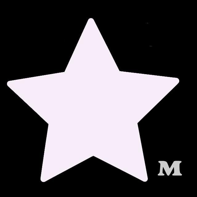 星型(M)★ライトピンク