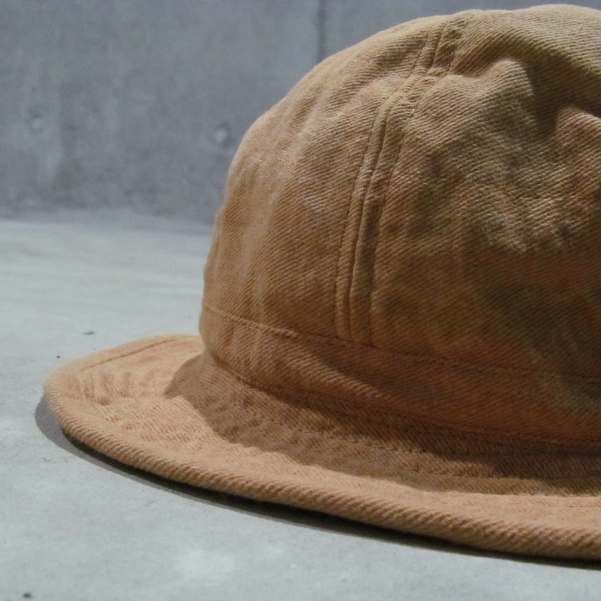 BROWNCANVAS MODIFIED HAT(M)