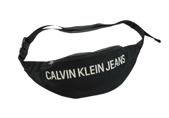 Calvin Klein Jeans カルバンクライン ジーンズ ウエストバッグ ブラック HH1603