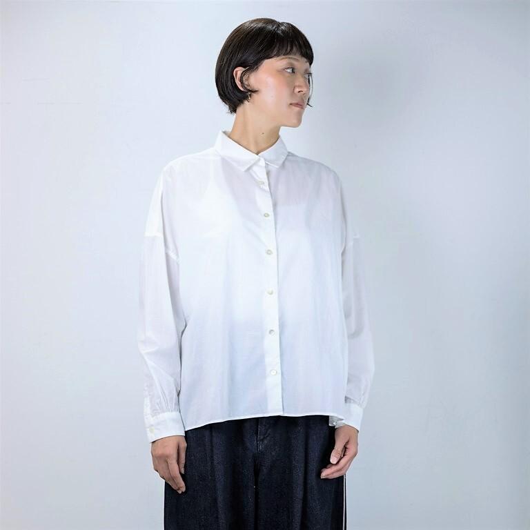 【Women's】ひなたシャツ