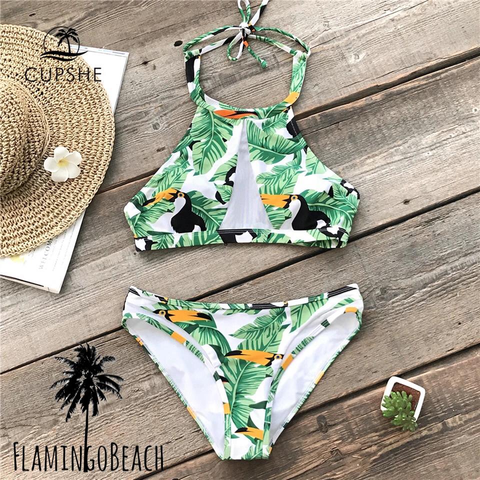 【FlamingoBeach】tropical bikini ビキニ