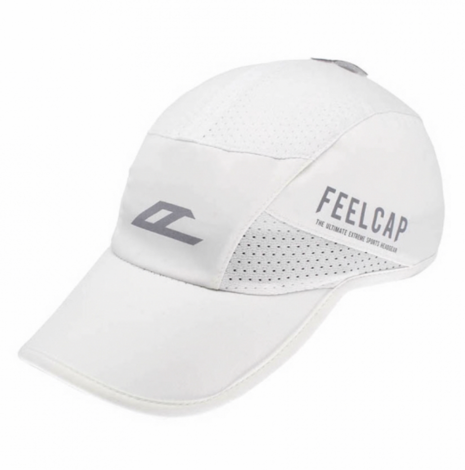 【FEELCAP】X-HIGH PERFORMANCE CAP 720 (X-WHITE)