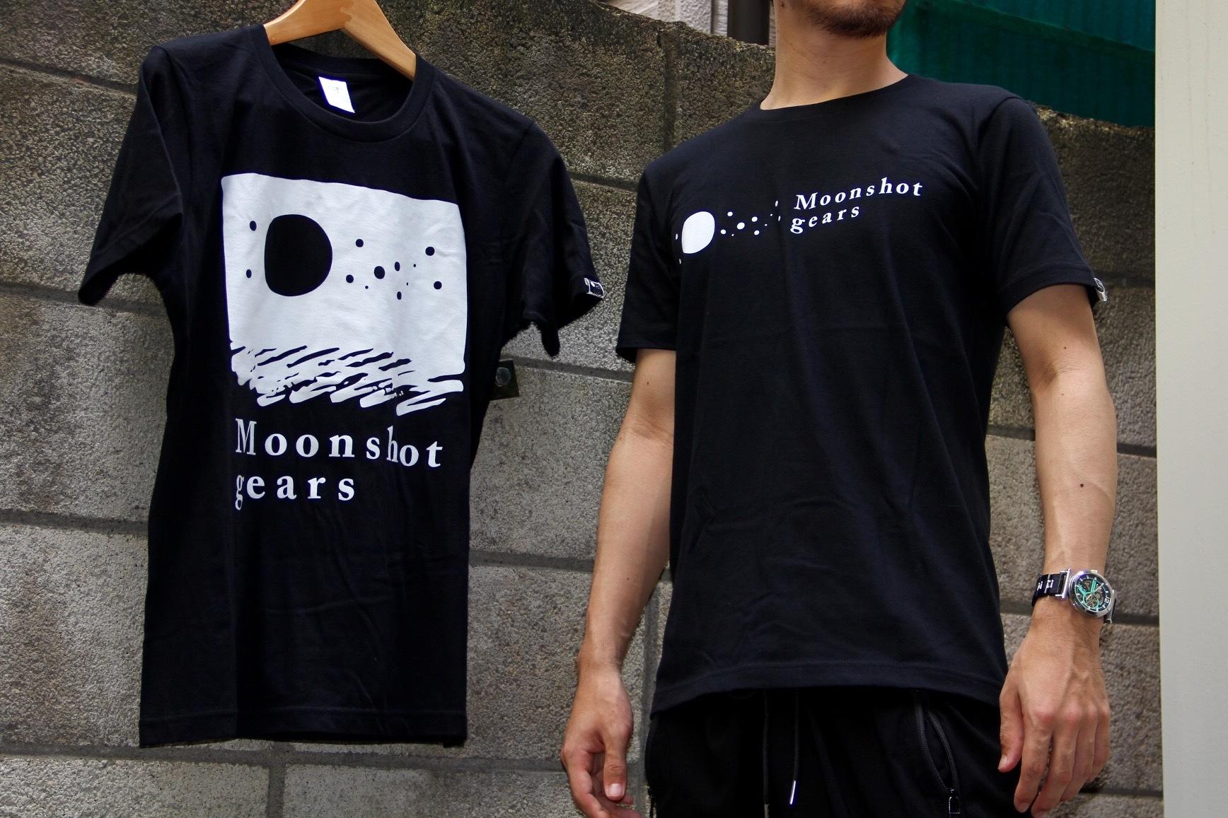 オリジナルロゴTシャツ BK (在庫品)