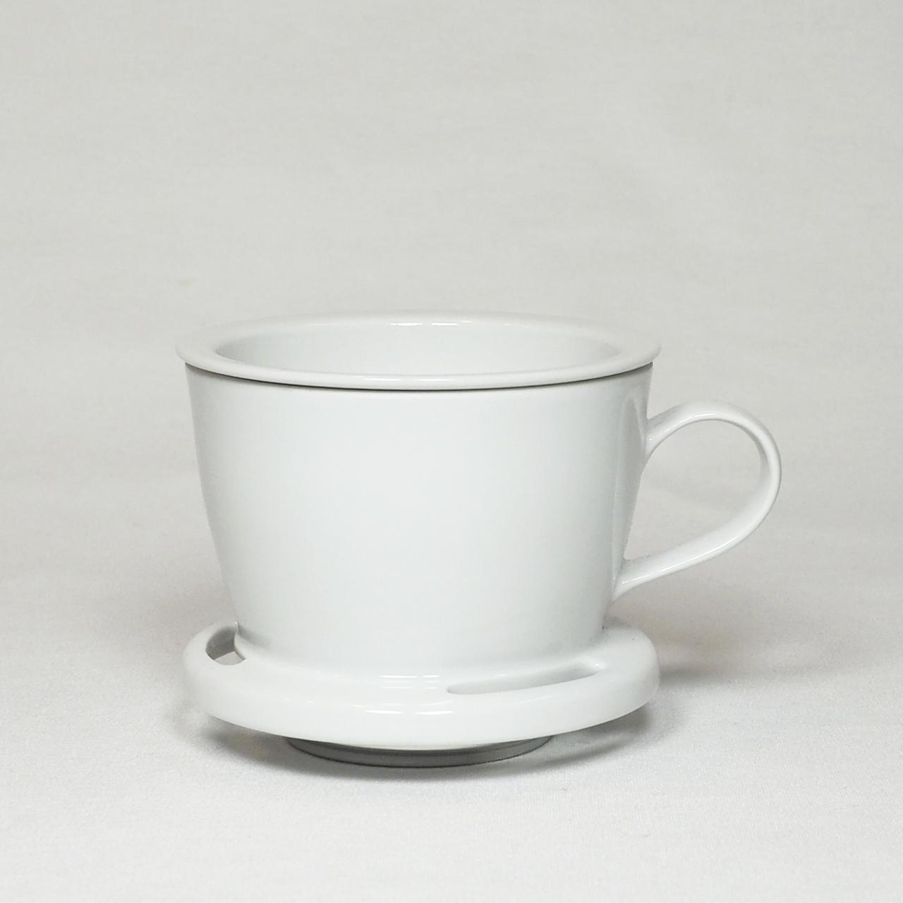 脱着式 エコ・ドリッパー(白) 30-009-A
