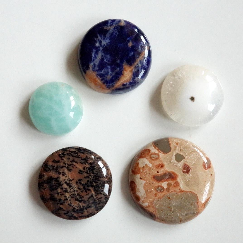 Bluestones天然石セット round