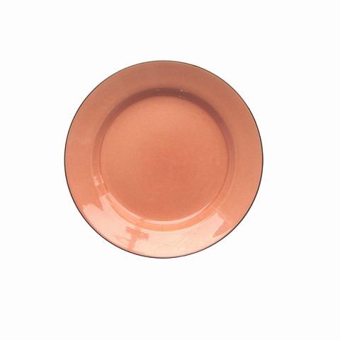 GUSTAVSBERG グスタフスベリ テーブルウェア Natur プレート 18 cm オレンジ