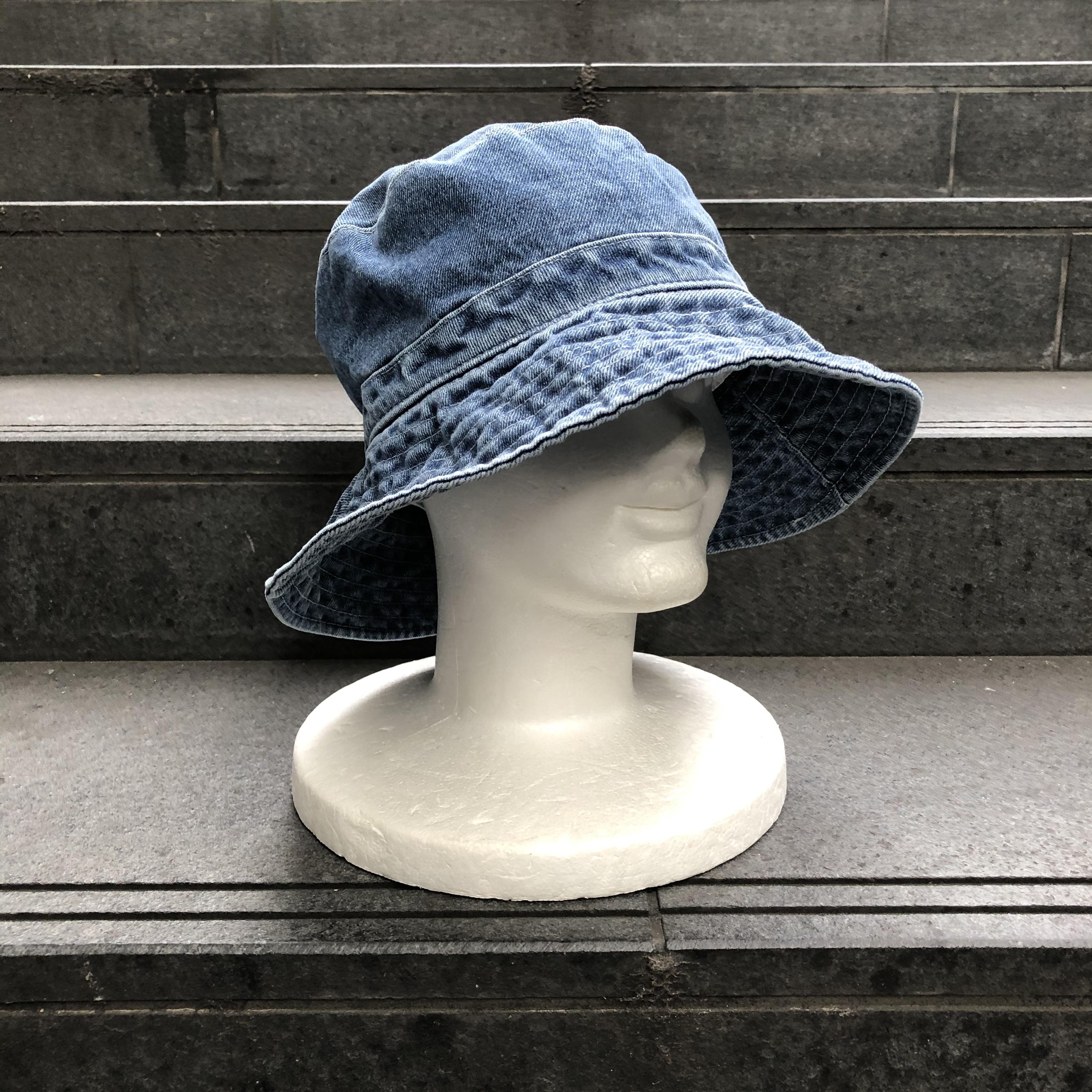 『SUNNEI』WASHED DENIM HAT
