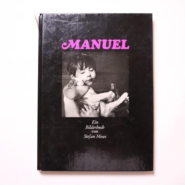 Manuel. ein bilderbuch / Michael Moses Helmut Heissenbüttel  Reiner Zimnik