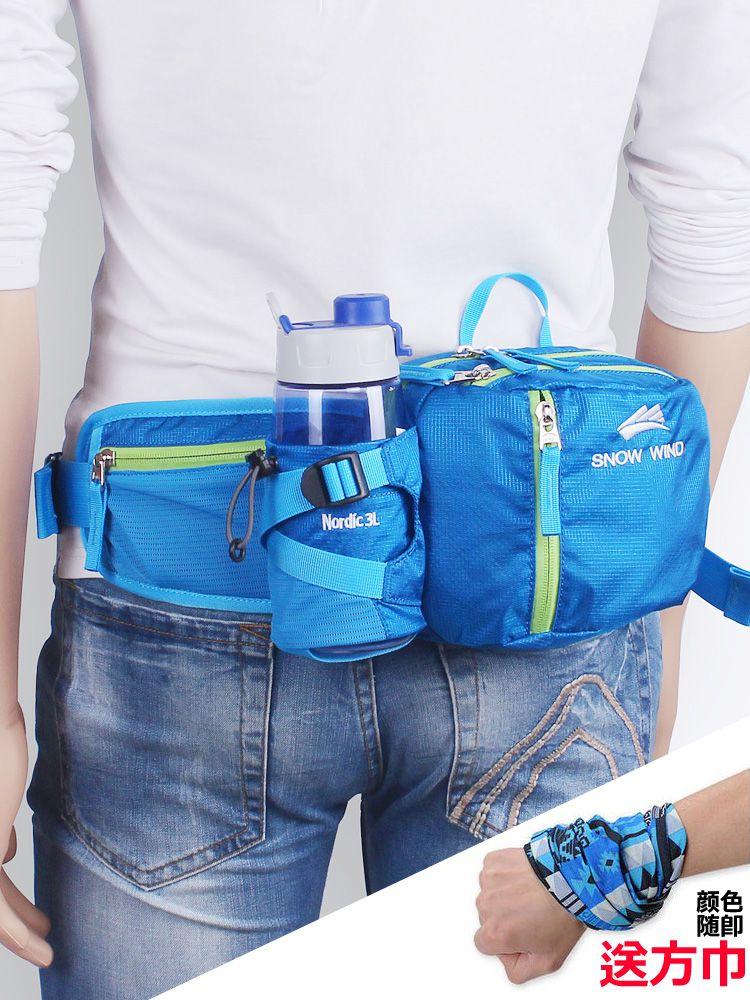 ポシェット レディース 屋外 多機能 防水 マラソン ランニング ケトル ポケット スポーツ ボトルバッグ 携帯 バッグ ユニセックス T110145011