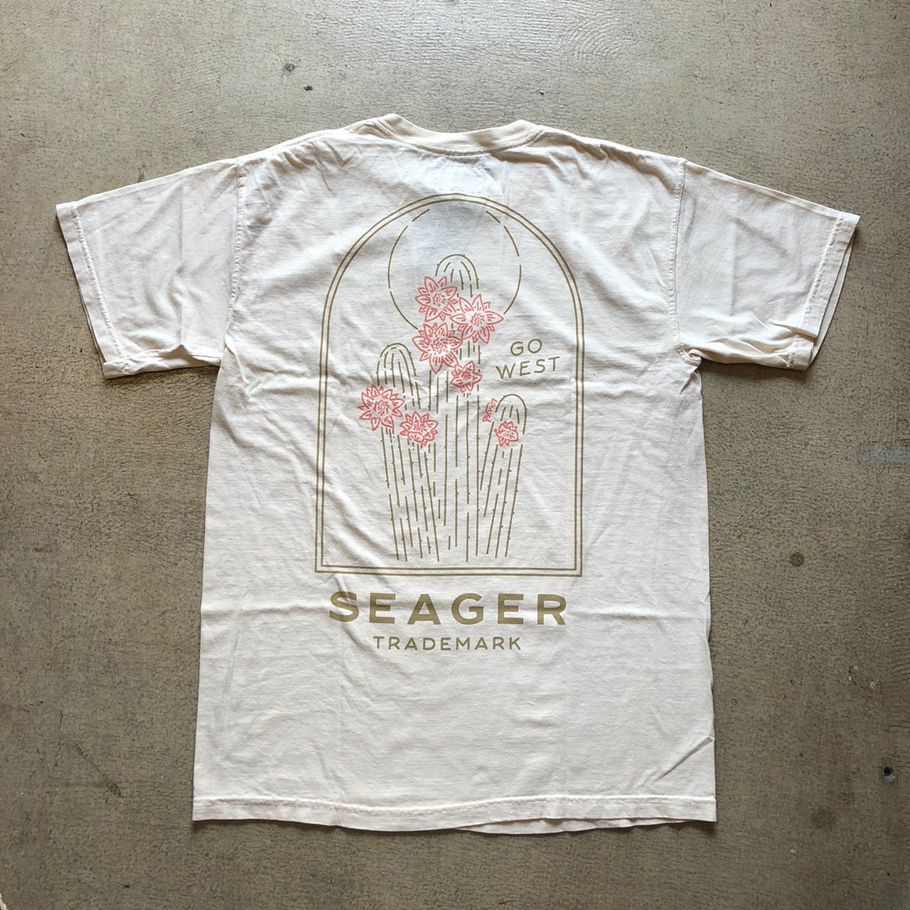 SEAGER #High And Dry Tee