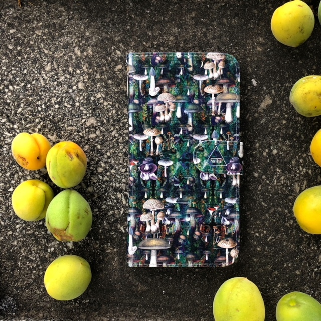 『neo vintage』マルチ対応手帳型スマホケース「完全オーダー商品」