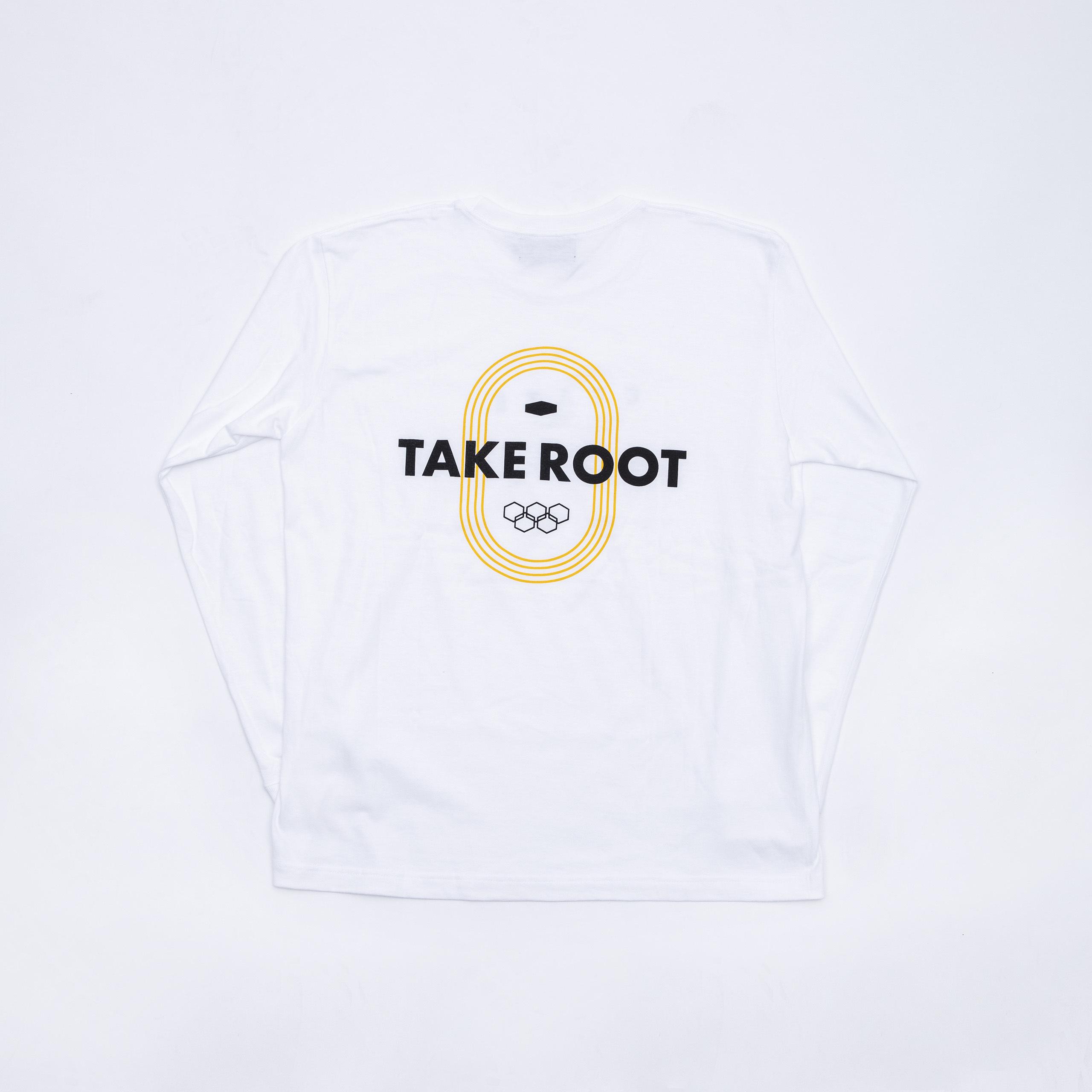TAKE ROOT BackPrint L/S T-shirts