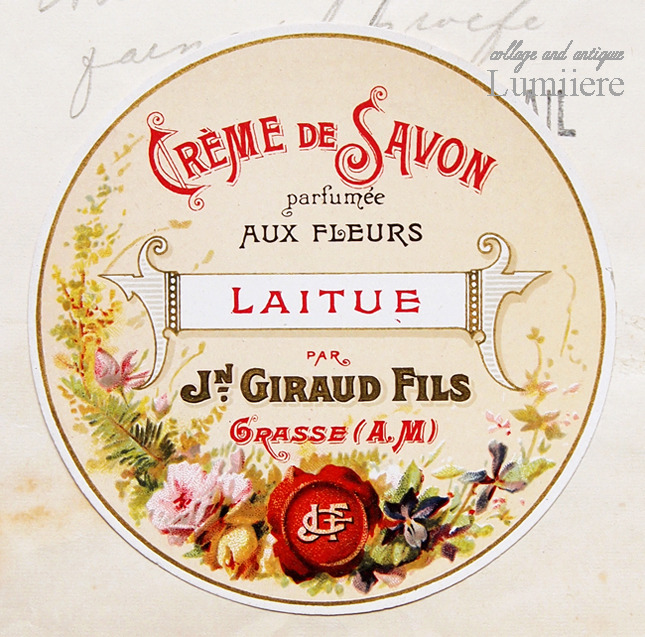 savon label