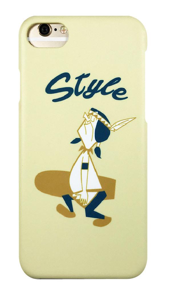 style つや消しハードケース