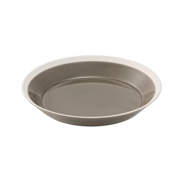 yumiko iihoshi porcelain Dishes プレート200 fawn brown