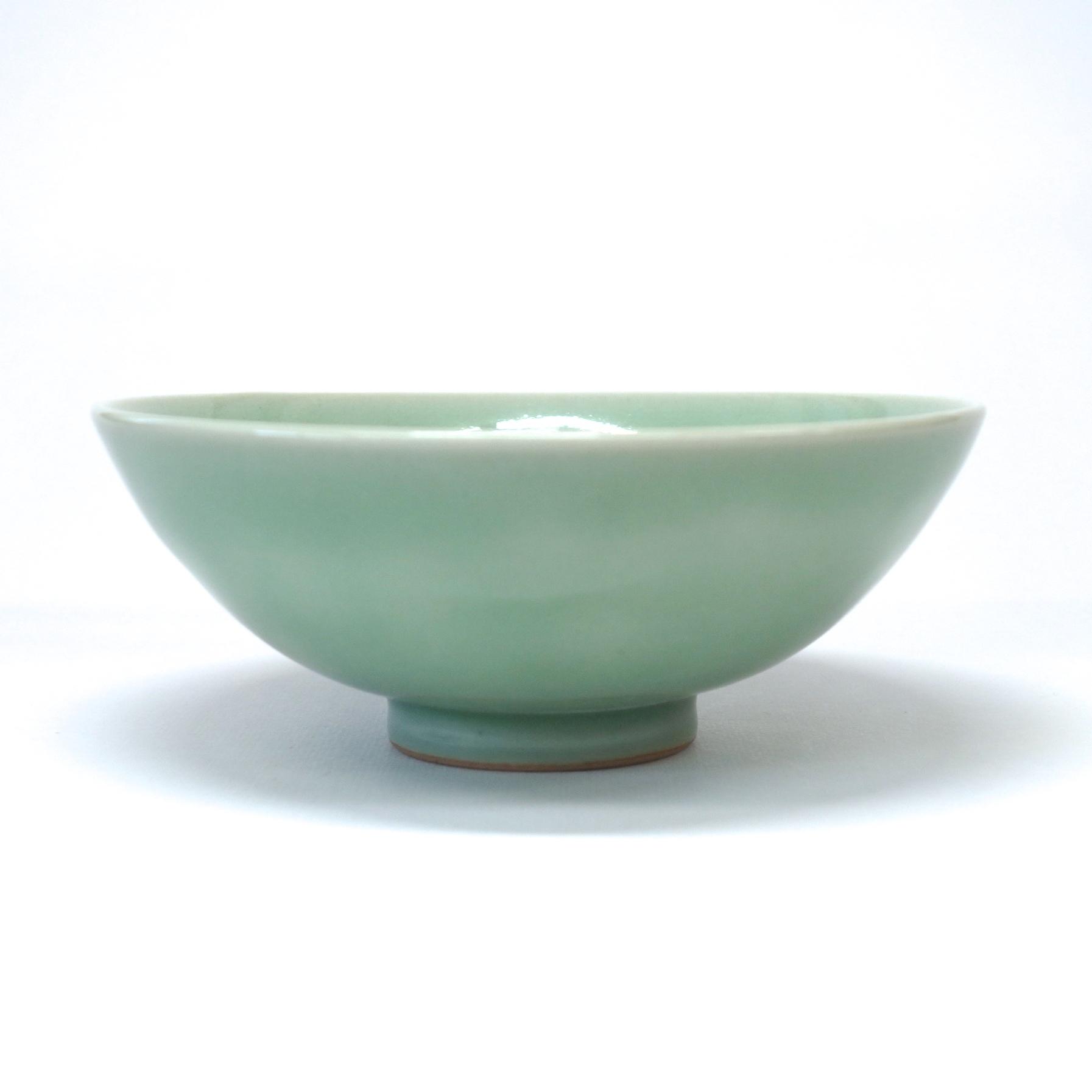 翡翠平飯碗