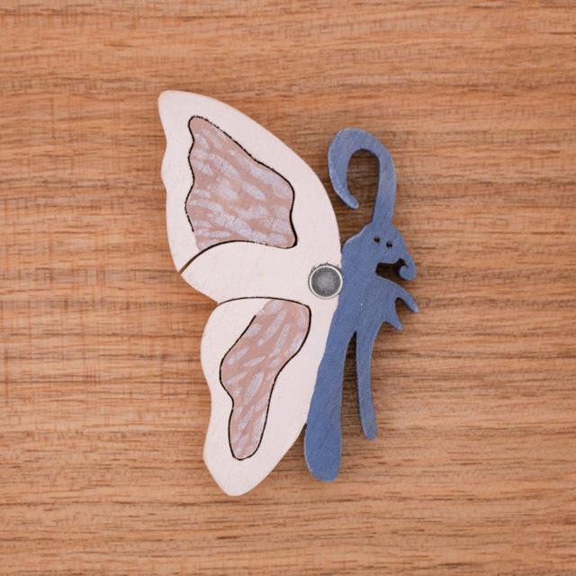 マグネット|butterfly_A