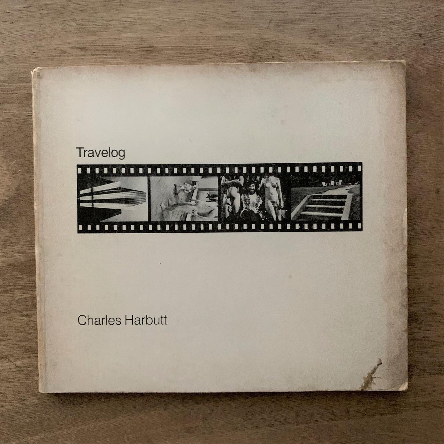 Travelog / Charles Harbutt / チャールズ・ハーバット