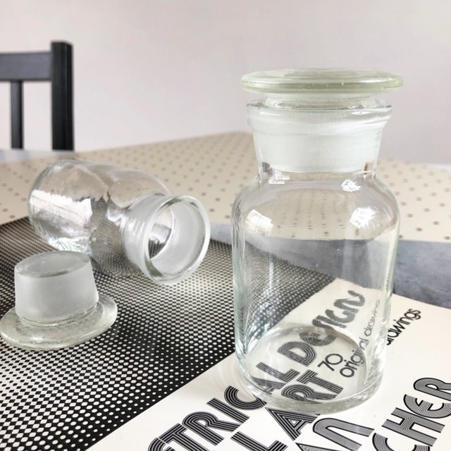 Medicine Bottle (XS) φ5.5cm×H11cm