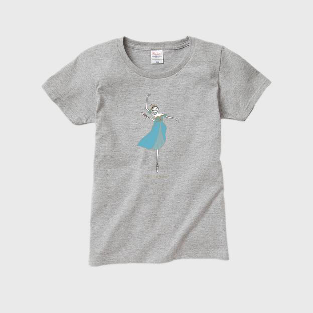 海賊Tシャツ(レディース) - 画像3