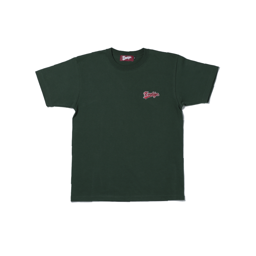 K'rooklyn Logo T-Shirt - Dark Green